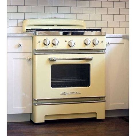 retro and modern stoves ranges ovens big chill big chill cooking and vintage style on pinterest