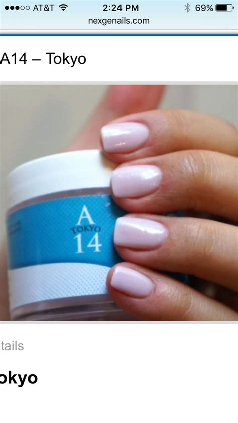 nexgen nail colors best 25 nexgen nails colors ideas on sns