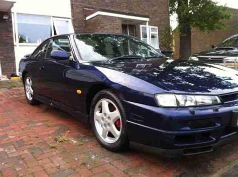nissan blue car nissan 1997 200 sx touring blue car for sale