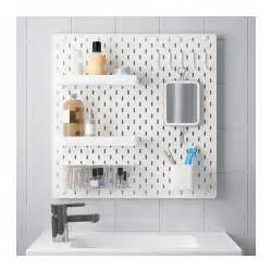 Disabled Bathroom Design sk 197 dis pegboard combination white ikea