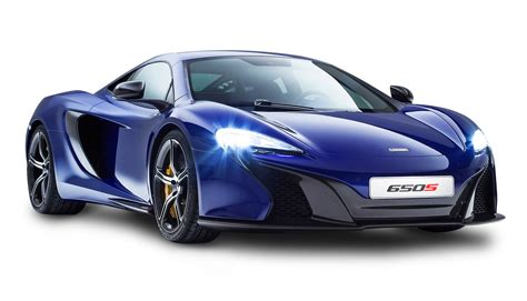 cars blue mclaren 650s coupe blue car png image pngpix