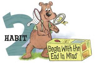 Habit 2 Begin With The End In Mind Essay begin with the end in mind randolph elementary school