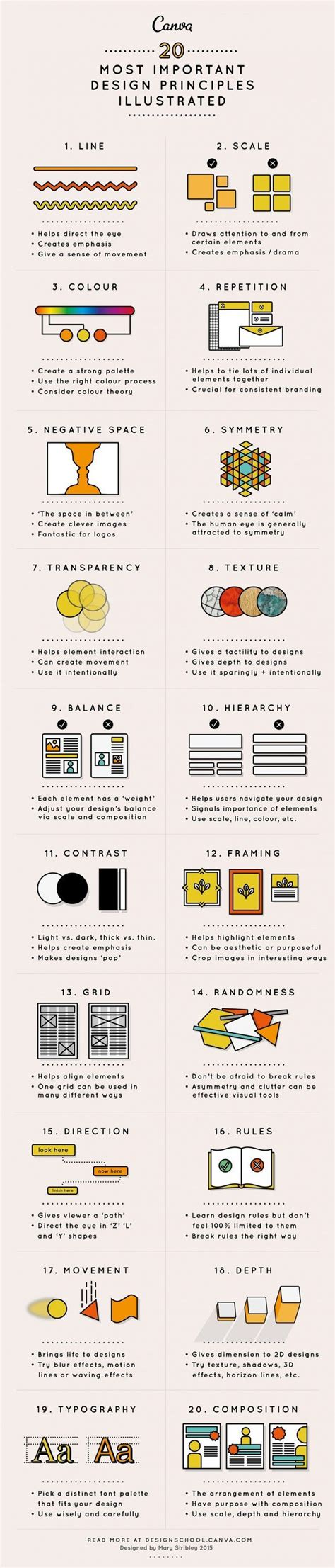 design elements theory design elements and principles tips and inspiration by