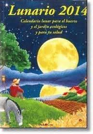 libros huerto y jardn calendario lunar lunario 2016 lunario 2015 calendario lunar para el huerto y el