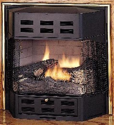 comfort glow vent free gas fireplaces cf26t bay front