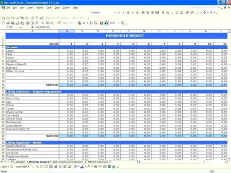 Expenses Spreadsheet Template Excel Small Business Income Expense For And Austr Epaperzone Excel Business Expense Template
