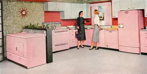 1950s kitchens a touch of retro 1950 s kitchen design elements