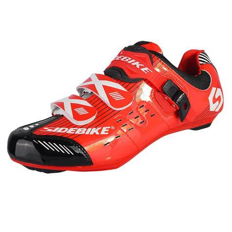 bike racing shoes new sidebik breathable athletic cycling shoes road bike