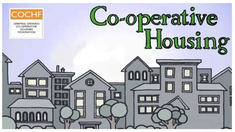 what is a housing co op