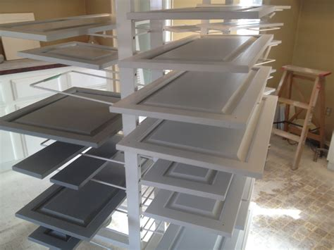cabinet drying rack two color kitchen cabinets painting guys