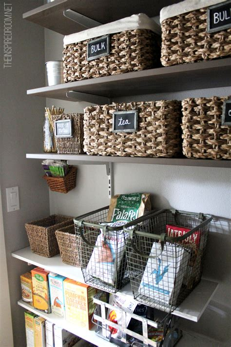 pantry decorating ideas kitchen pantry reveal the inspired room