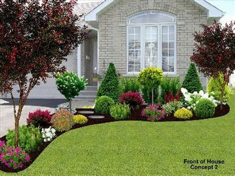 front yard landscape ideas best 25 front yard landscaping