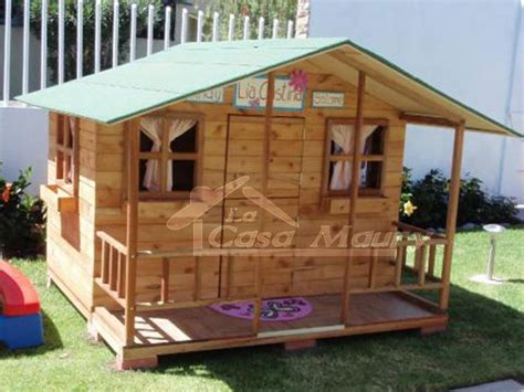 casas de madera ni os casas de madera para ni 241 os