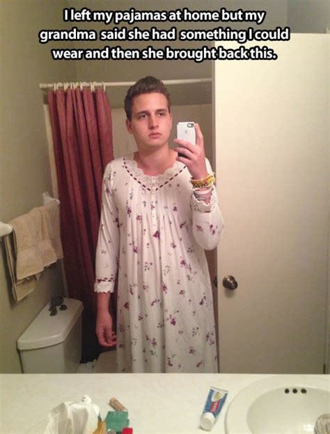 grandma s pajamas the meta picture