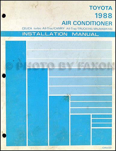 auto air conditioning repair 2000 toyota camry free book repair manuals 94 toyota celica st wiring diagram 94 get free image about wiring diagram
