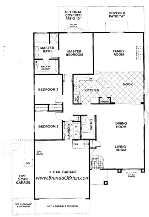 medallion homes floor plans quail crossing floor plan gold medallion model