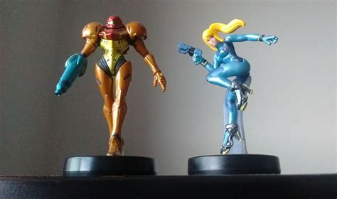 Amiibo Metroid Metroid Series happy 30th anniversary metroid