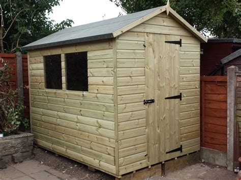 Clearance Garden Sheds by Our Services Concrete Garages Garage Refurbishment