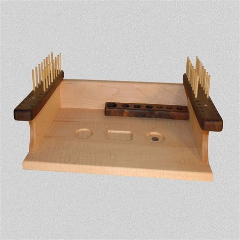 fly tying bench ideas hand made fly tying bench by rainbow woodworks