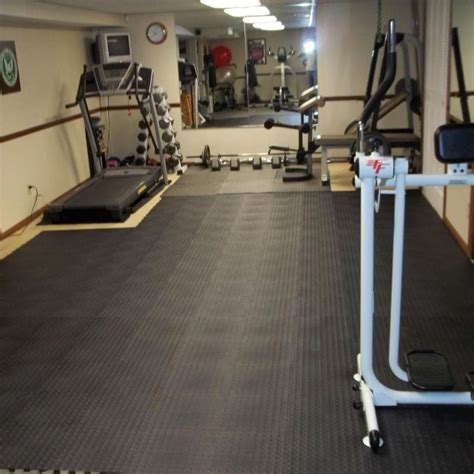 best floor for workout room ourcozycatcottage