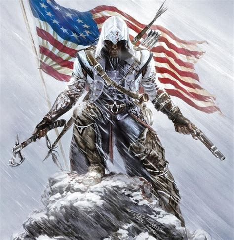 amazoncom assassins creed playstation 3 artist not assassin s creed 3 cover art revealed for ps3 pc and xbox
