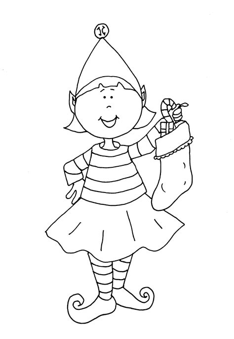 boy elf on the shelf coloring pages to print printable girl elf on the shelf coloring pages coloring home