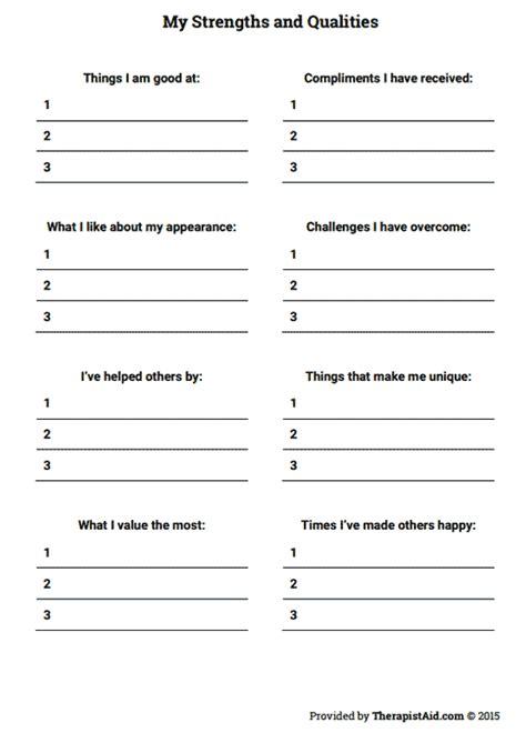 Values Clarification Worksheet by Values Clarification Worksheet Worksheets Tutsstar