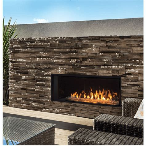 Outdoor Fireplace Clearance by Valor L2 Outdoor Gas Zero Clearance Fireplace Fergus