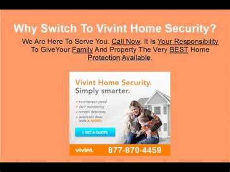 vivint sky home security system overview and review