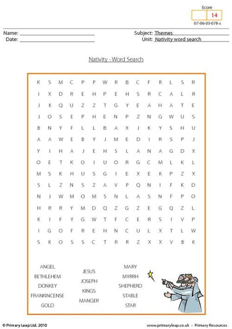 printable nativity word search all worksheets 187 christmas nativity worksheets printable