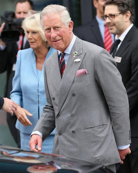 Prince Charles Wardrobe by Prens Charles Yamal箟 Ceket Giydi