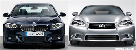 Photo Comparison Bmw 5 Series Vs 2013 Lexus Gs 350
