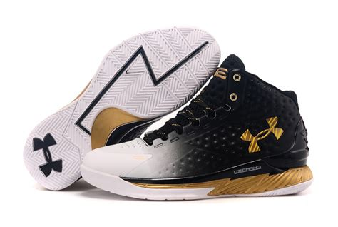 buy high quality armour ua curry one white black