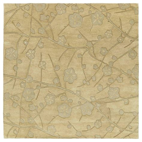 8 square area rug kaleen calais linen 8 ft x 8 ft square area rug 7505 42 8 x 8 the home depot