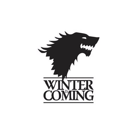thrones coloring book winter is coming 2018 winter is coming wolf of thrones car sticker