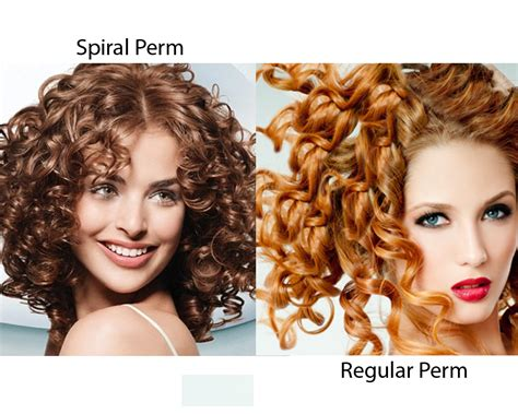 Spiral Perm Vs Regular Perm Photo | hair perm rods hot girls wallpaper