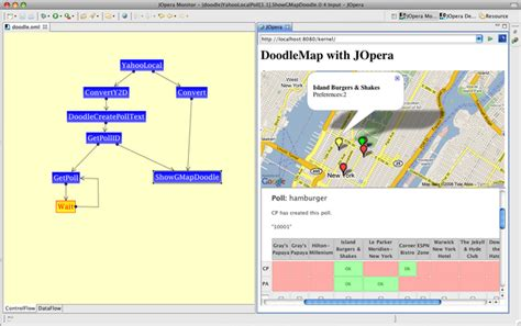 doodle yahoo doodle yahoo local map mashup jopera for eclipse