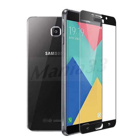 Hikaru Tempered Glass Samsung Galaxy A710 A7 2016 Fullset samsung galaxy a7 sm a710 2016 2 5d tempered glass