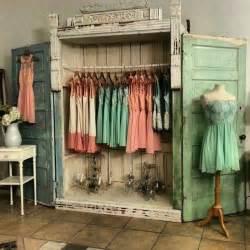 shabby chic wardrobe tienda ropa pinterest summer