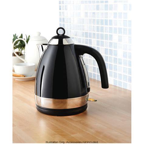 bm prolex jug kettle black  bm