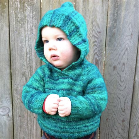 sweater for baby boy knitting pattern details about s crochet knit hoodie batwing