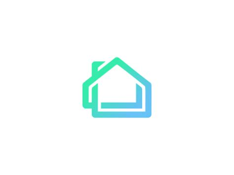 home design logo house logo design by dalius stuoka dribbble