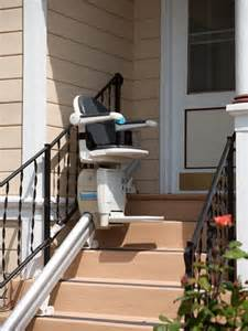 Handicap Stair Lifts by Wheelchair Stair Lift Home Stairlifts Rampco
