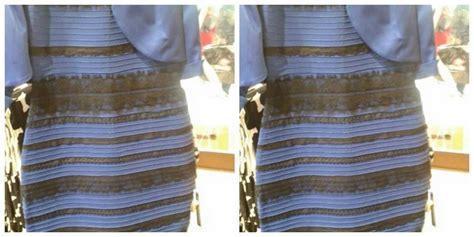Terpopuler Transparan Biru Hitam jadi apakah dress ini berwarna biru hitam atau putih emas jawaban yang benar adalah