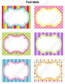 instant download diy candy shoppe birthday party by