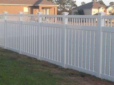 2ft vinyl fence panels, best pvc fence panel for sale in