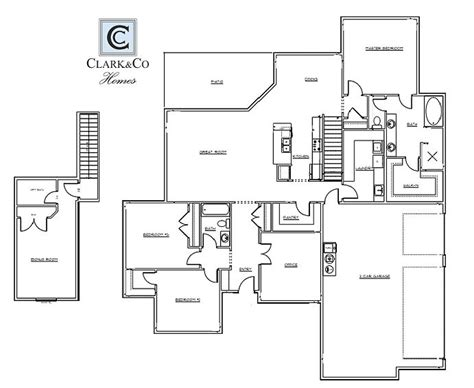 17 best images about clark co homes plans on
