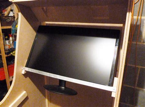 an arcade cabinet i built an arcade cabinet