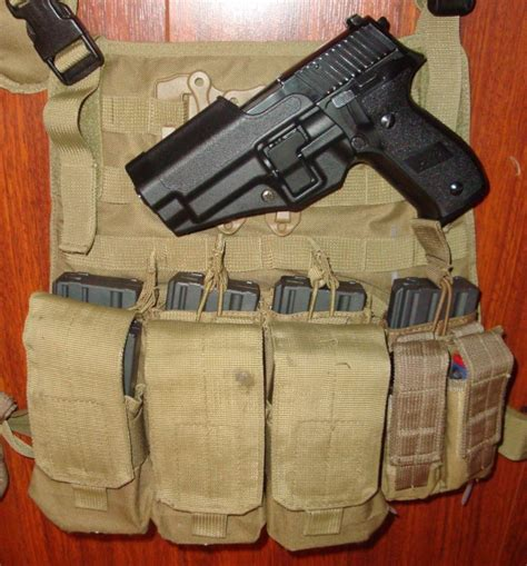 molle gear setup molle plate carrier setup