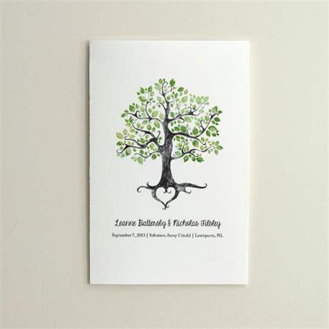 rustic tree card template wedding ceremony program order of service rustic